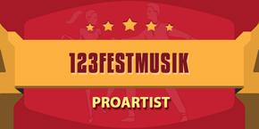 Profil för dinTrubadur på 123festmusik.se: Enmans-coverband, trubadur och entertainer